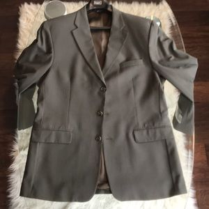 Hagar Green/Grey Suitcoat